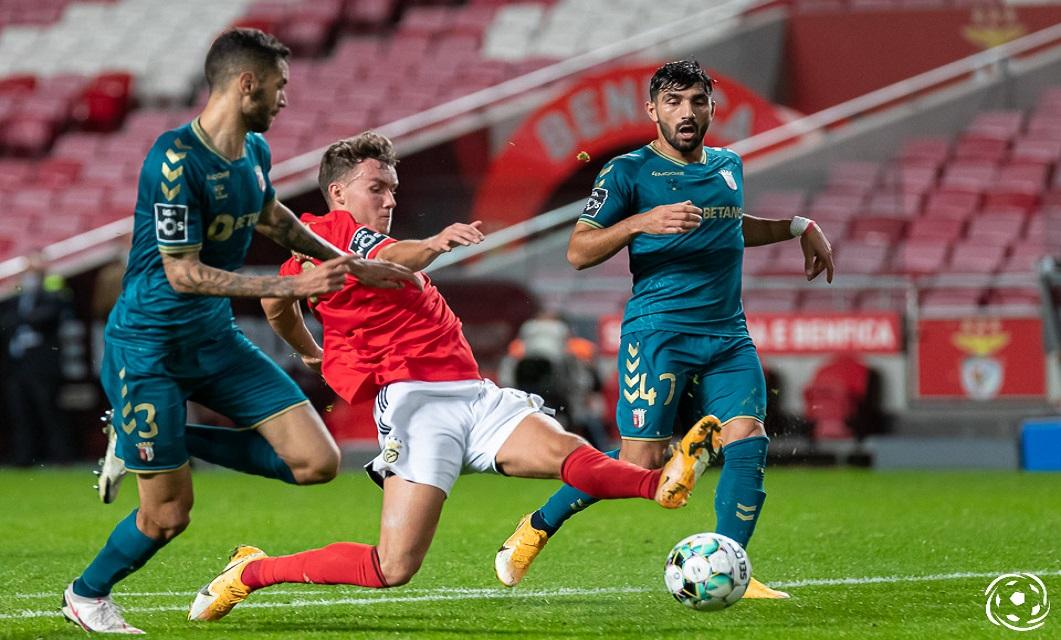 O SL Benfica tem uma deslocação difícil ao terreno do SC Braga, na 24ª jornada da Primeira Liga.