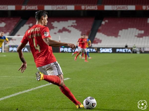 Lucas Veríssimo custou 6,5 milhões ao SL Benfica