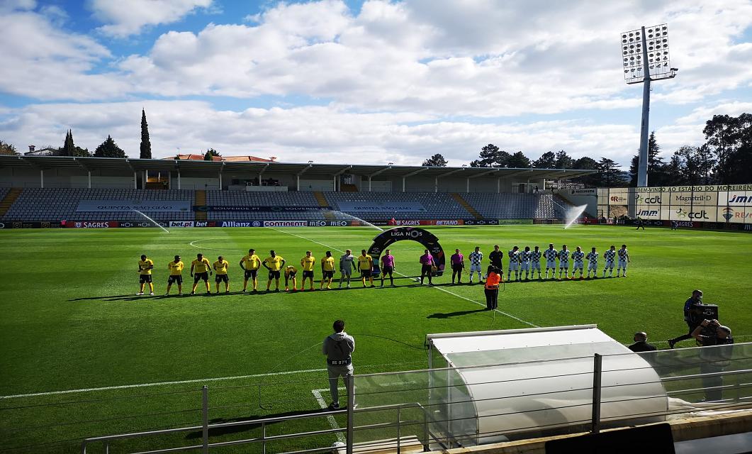 Moreirense FC x Rio Ave FC