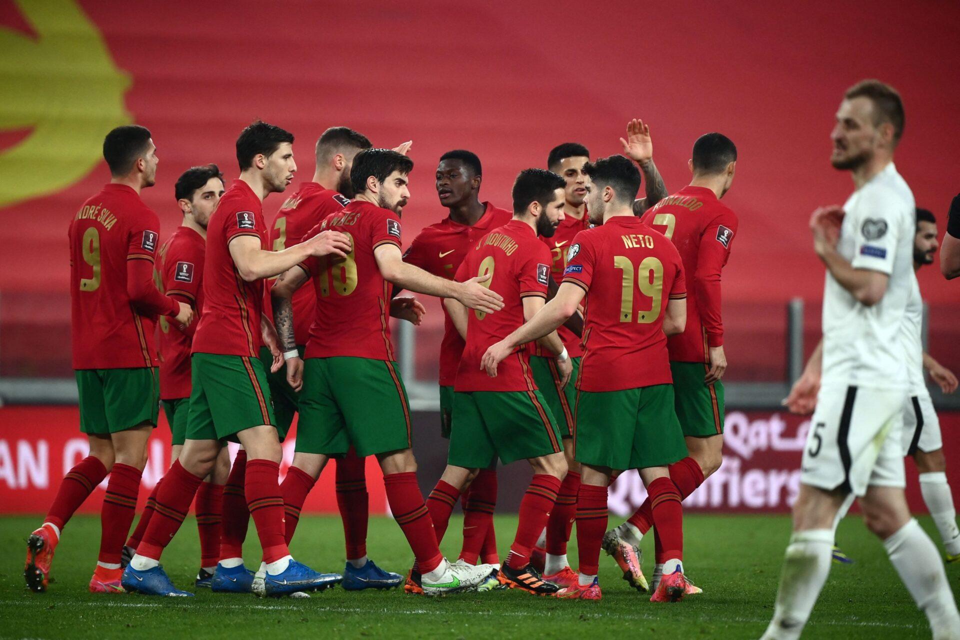 Portugal x Azerbaijão