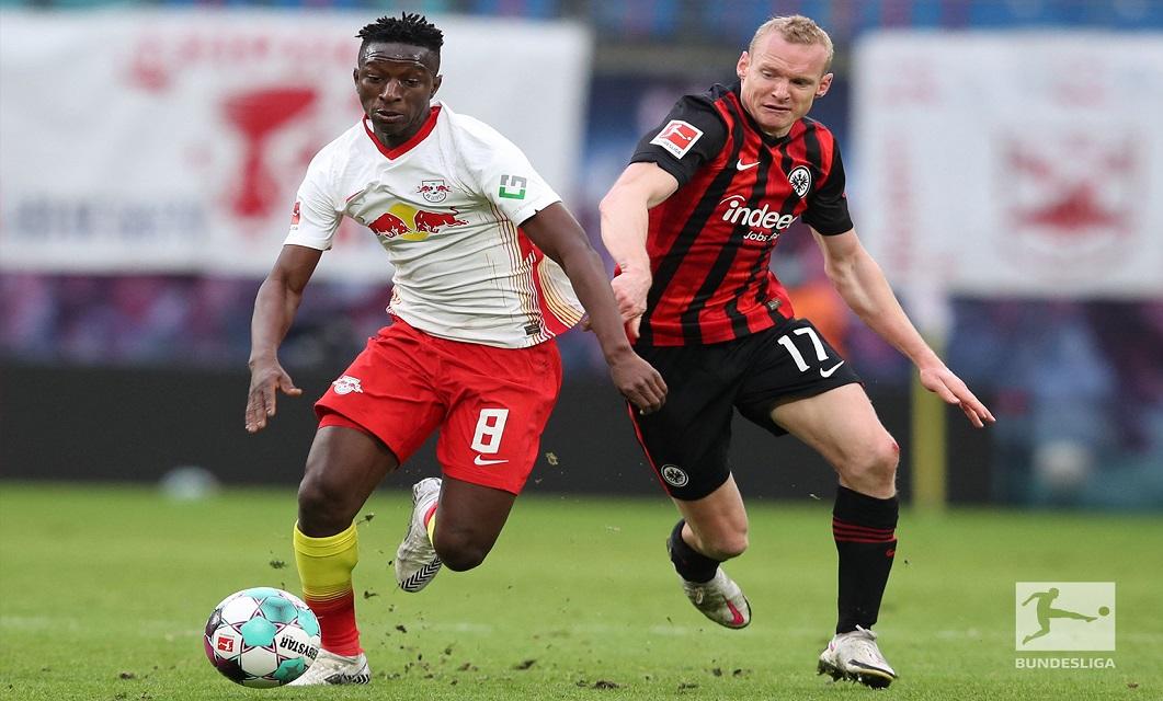 RB Leipzig x Eintracht Frankfurt