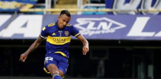 Sebastián Villa tem sido apontado ao SL Benfica