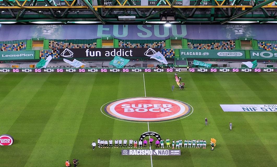 Sporting CP X Vitória SC