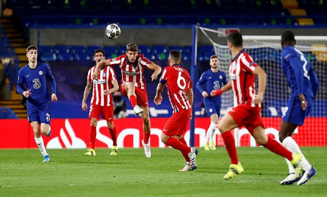 Chelsea FC Club Atletico Madrid