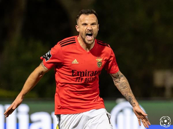 Seferovic desbloqueou o jogo para o SL Benfica