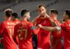 O SL Benfica atravessa o melhor momento da época
