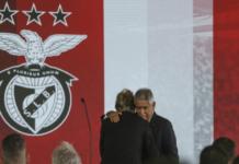 O SL Benfica está a realizar uma das piores épocas da sua história