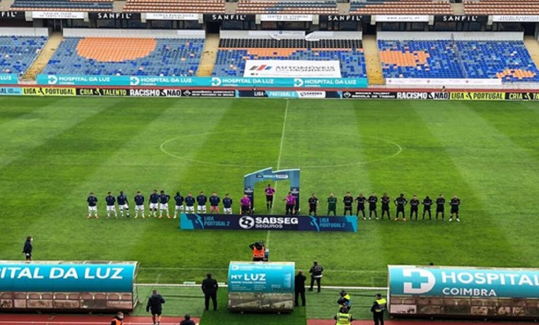 Académica OAF x FC Porto B