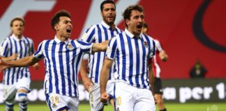 Athletic x Real Sociedad
