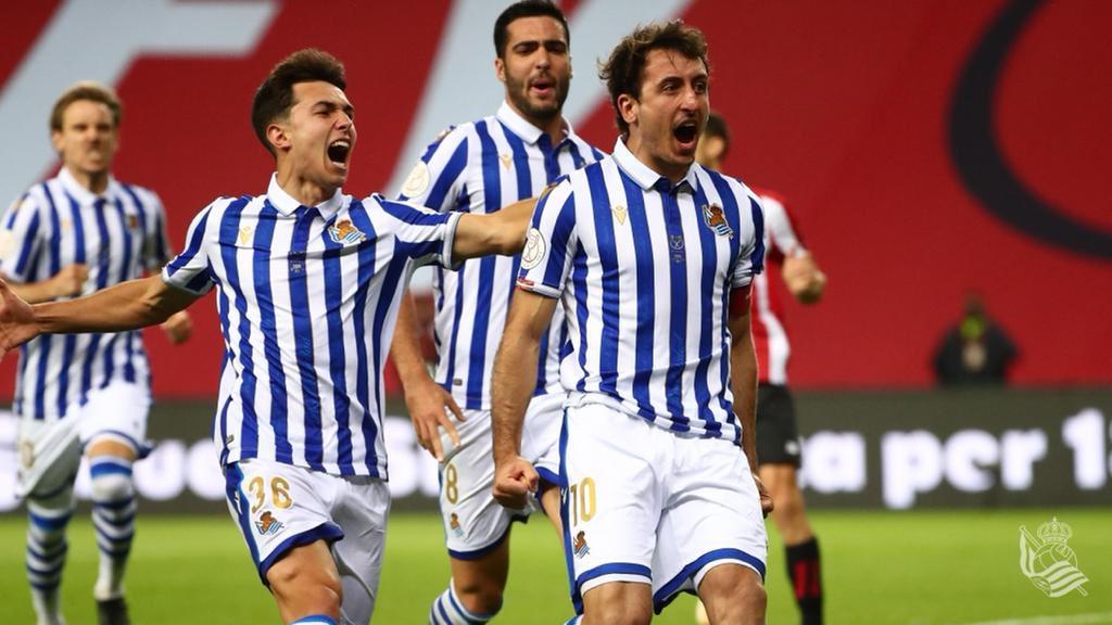 Athletic x Real Sociedad