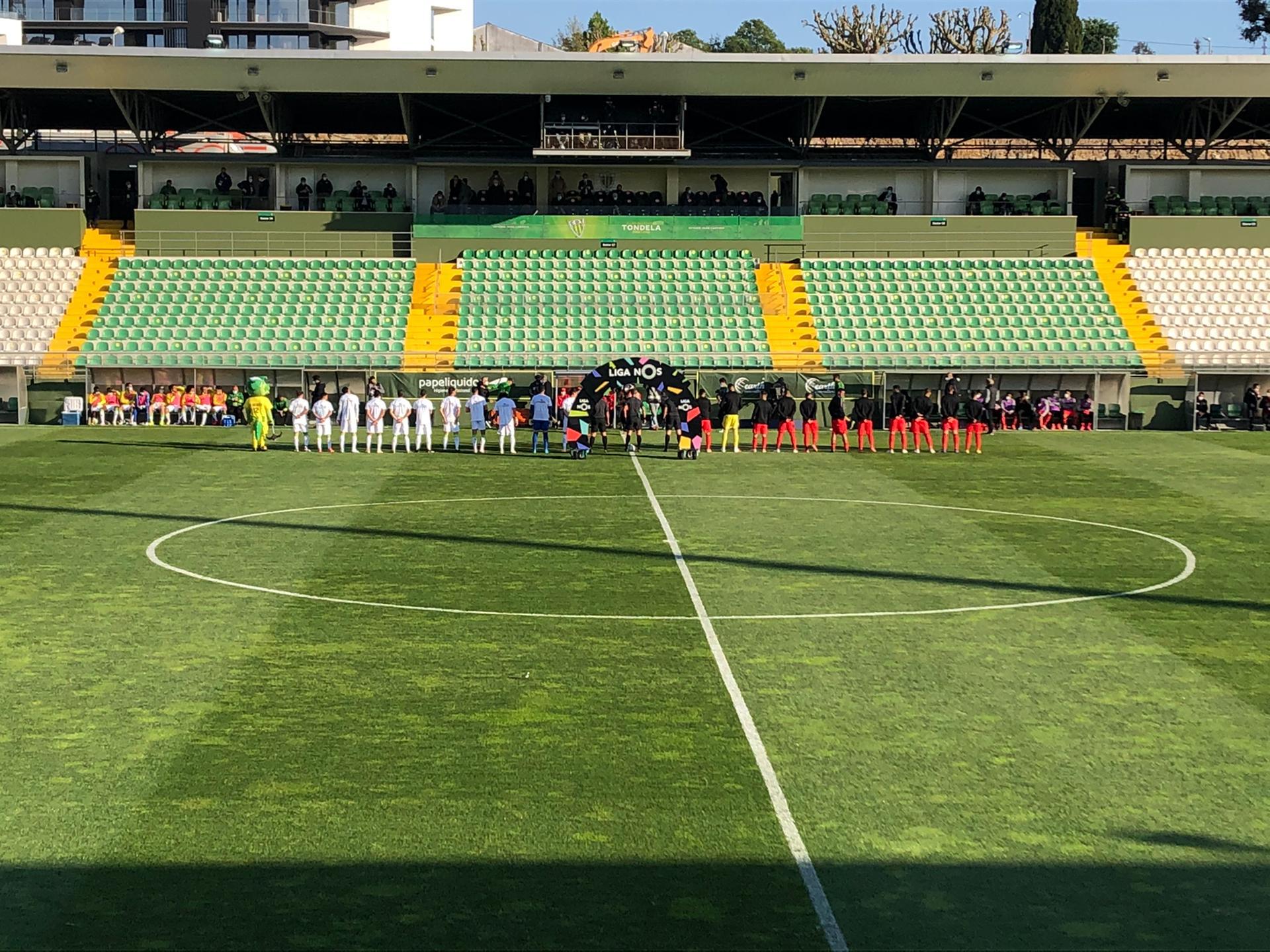 CD Tondela x SL Benfica