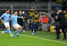 Dortmund x Manchester City