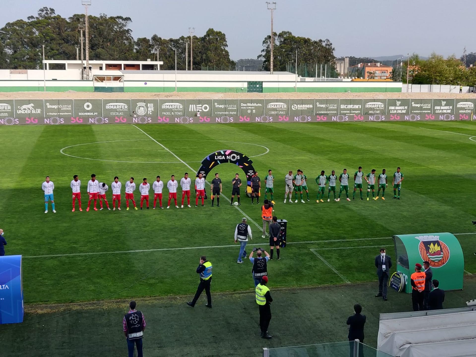 Gil Vicente FC x Rio Ave FC