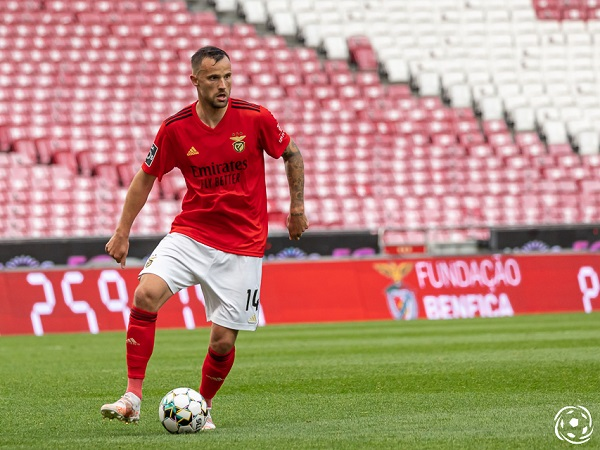 Seferovic SL Benfica