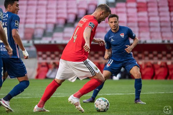 Seferovic é o melhor marcador do SL Benfica