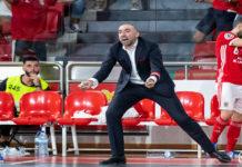 Joel Rocha saiu do SL Benfica