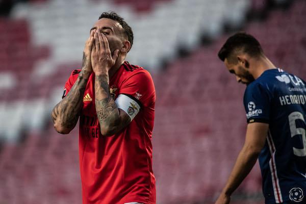 O SL Benfica realizou uma época fraca