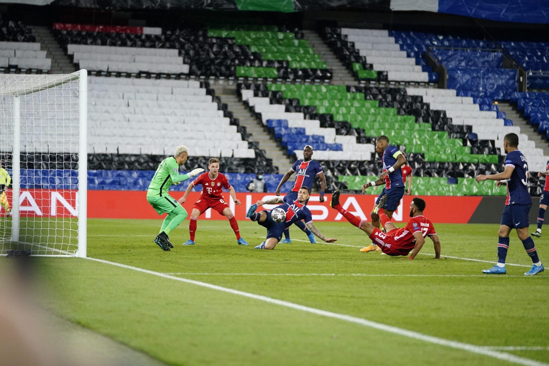 Paris Saint-Germain x Bayern