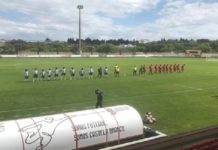 SB Castelo Branco x FC Oliveira do Hospital