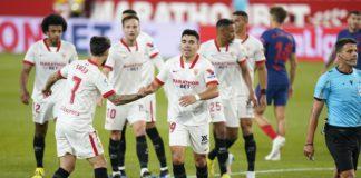 Sevilha x Atlético Madrid