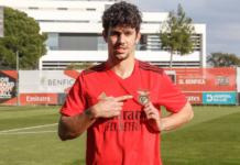 "Tomás Araújo é a nova promessa defensiva ""made in Seixal""."