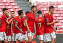 SL Benfica tem seis partidas até ao fim da temporada