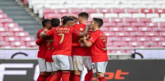 SL Benfica soma a sexta vitória consecutiva