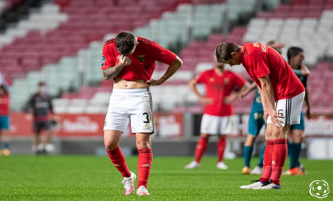 SL Benfica protagonizou uma má época