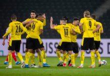 BVB Dortmund x RB Leipzig