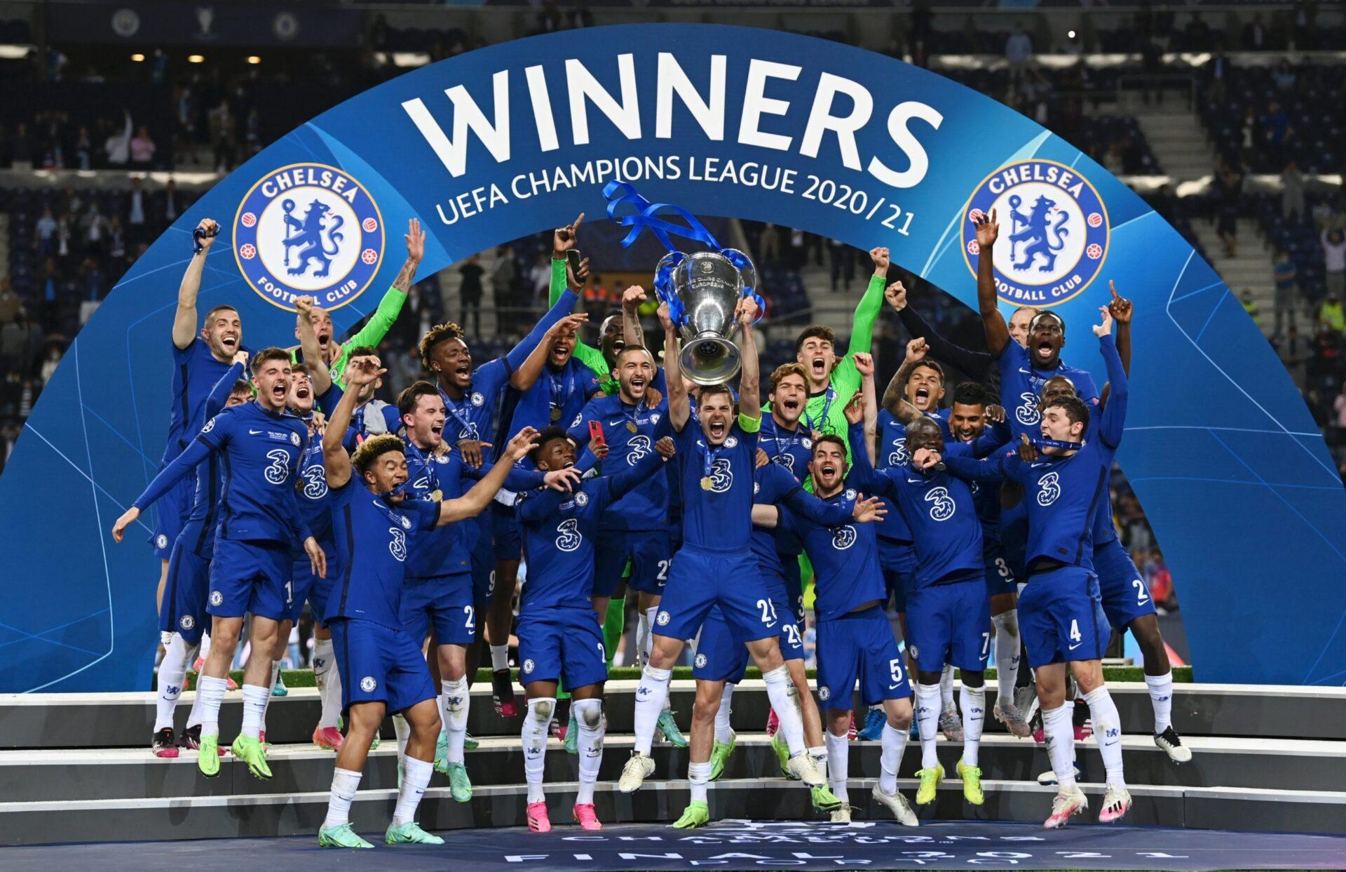 Chelsea FC x Man City