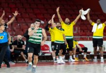 SL Benfica x Sporting CP Basket