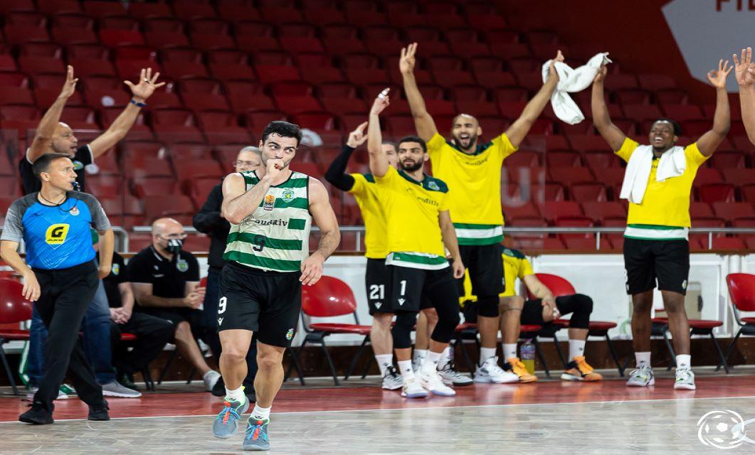 SL Benfica x Sporting CP Basket