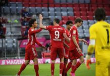 FC Bayern Munchen x Gladbach