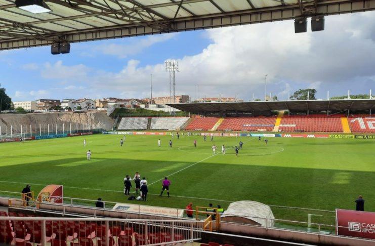 Leixões SC x FC Porto B