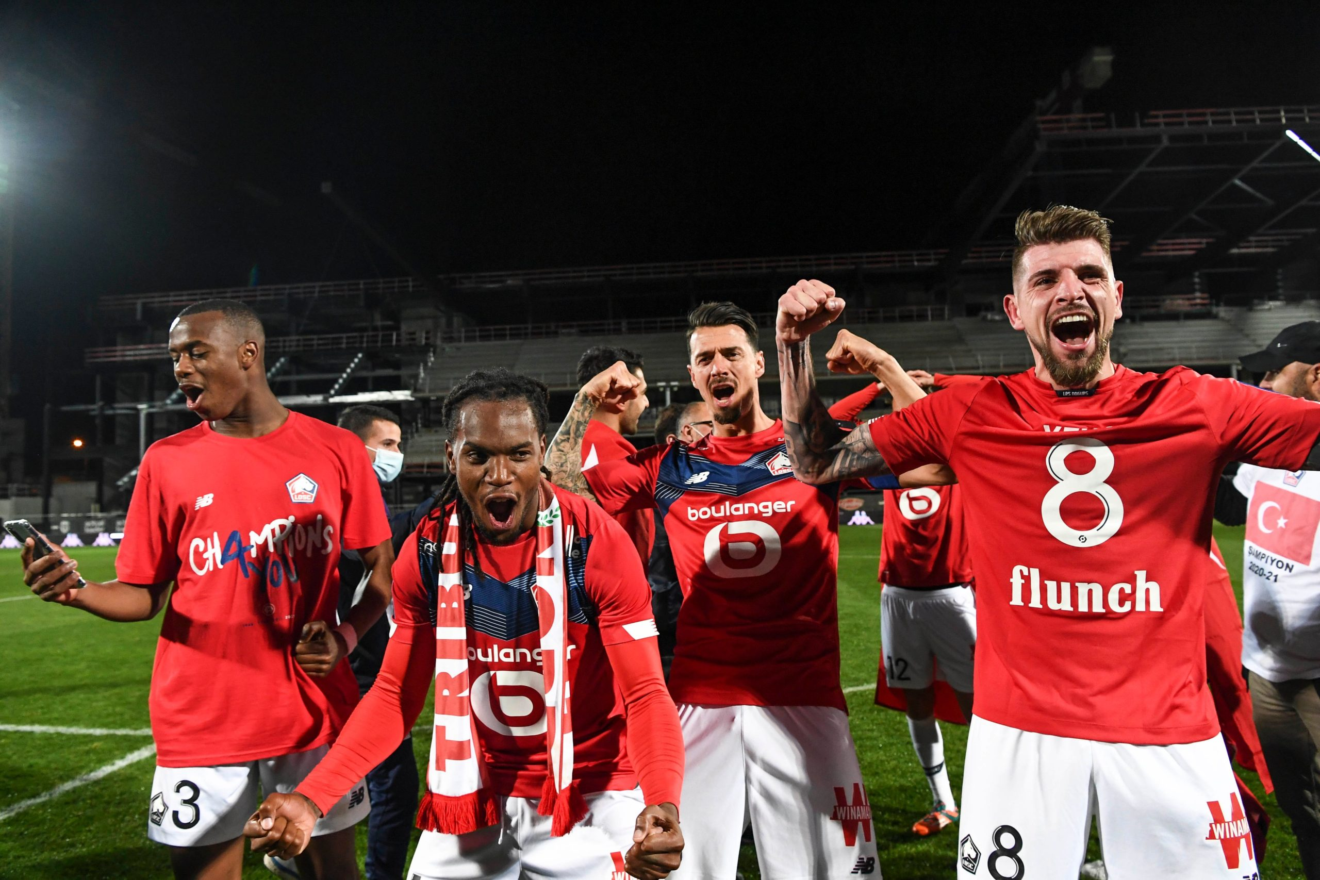 Lille Campeão