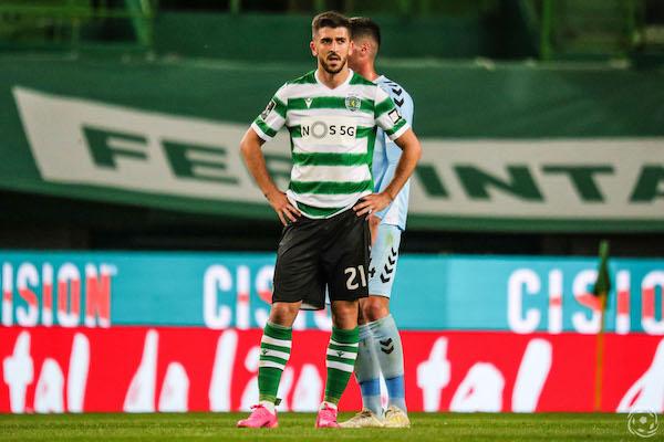 Paulinho quererá marcar frente ao SL Benfica