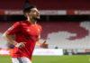 Pizzi tem ressurgido no SL Benfica