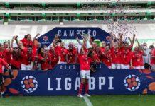 SL Benfica Campeão Fut Feminino