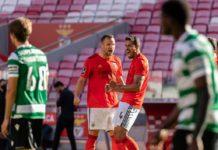 SL Benfica Seferovic