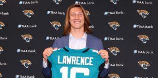 Trevor Lawrence