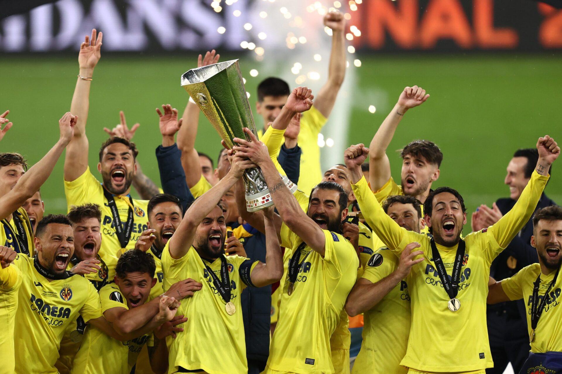 Villarreal x Man United