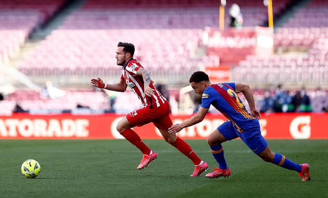 FC Barcelona x Atlético Madrid