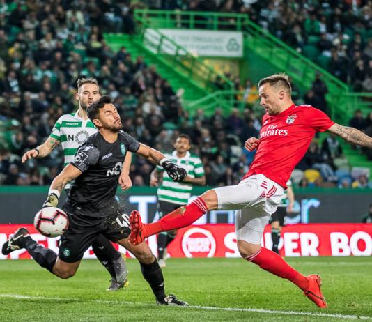 SL Benfica e Sporting protagonizam um confronto centenário