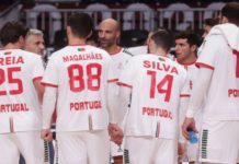 Andebol Portugal nos jogos olímpicos