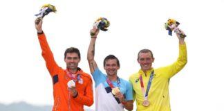 Ciclismo, Roglic Jogos olímpicos