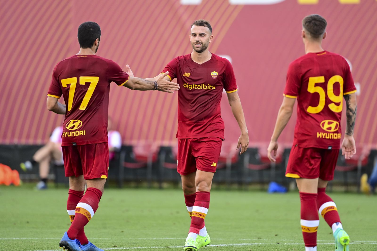 AS Roma clube