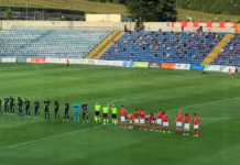 CD Santa Clara x FC Shkupi
