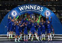 Chelsea Liga dos Campeões