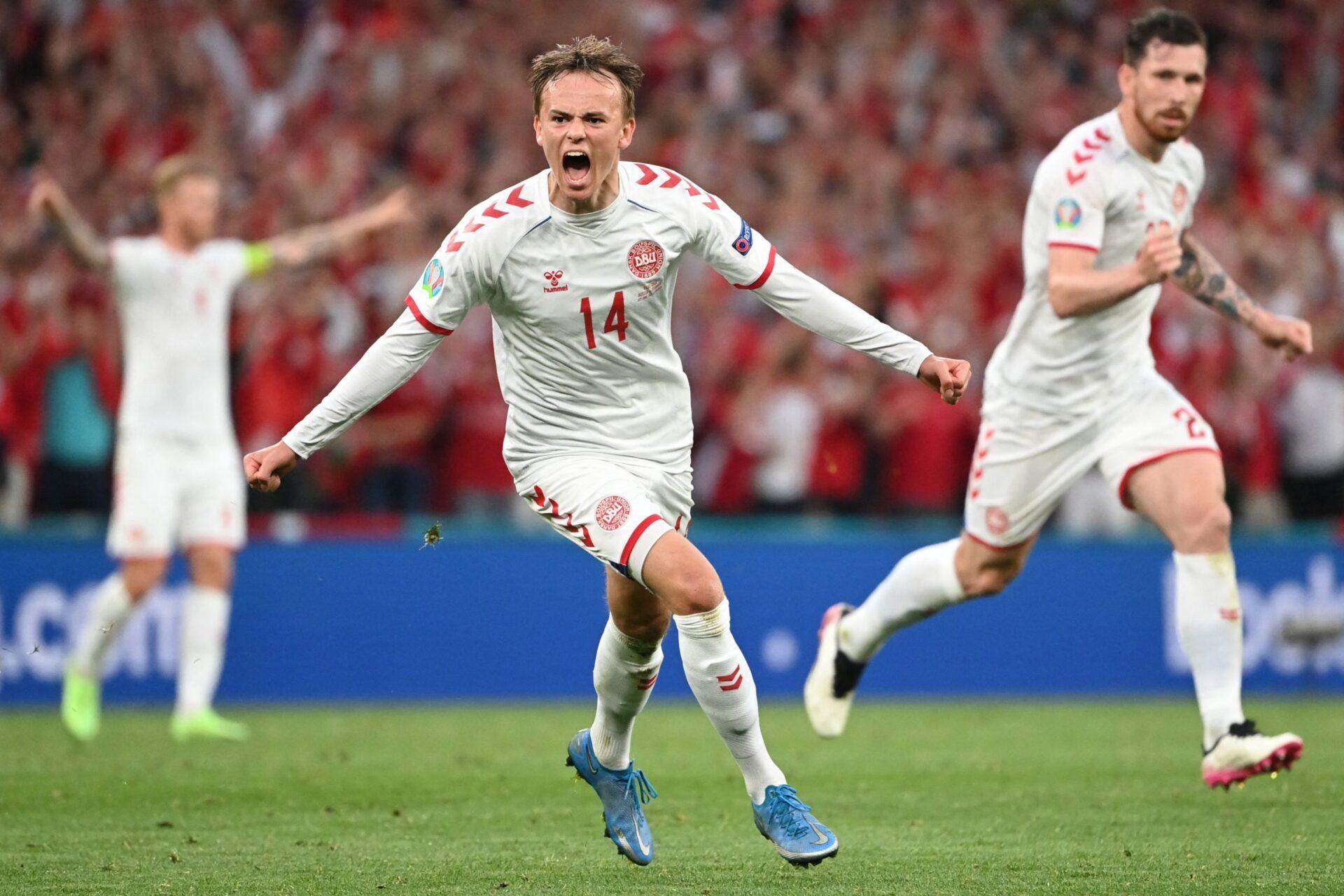 Damsgaard Euro 2020