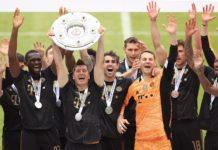 Campeão Liga Alemã